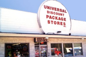 Universal Discount Package store norwich ct
